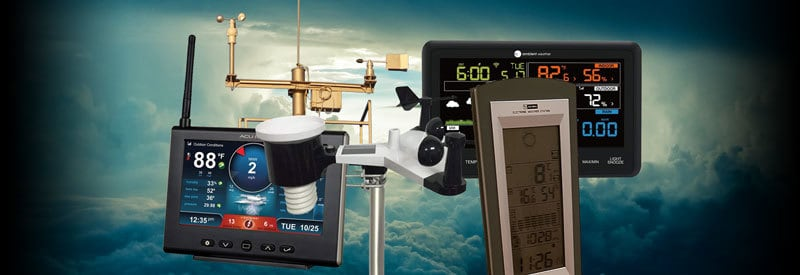 What Is A Home Weather Station