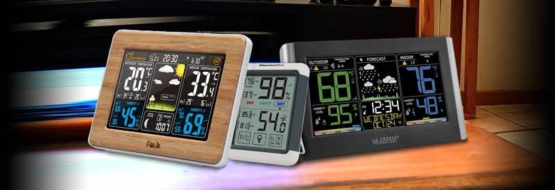3 Indoor Weather Stations Review heading