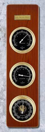 Del Milan 3 in 1 Weather Station