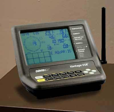 Davis Vantage Vue Display Console