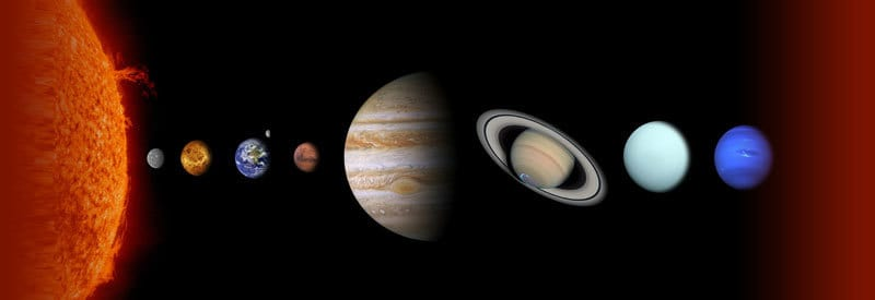 Extreme Weather On Other Planets In Our Solar System heading