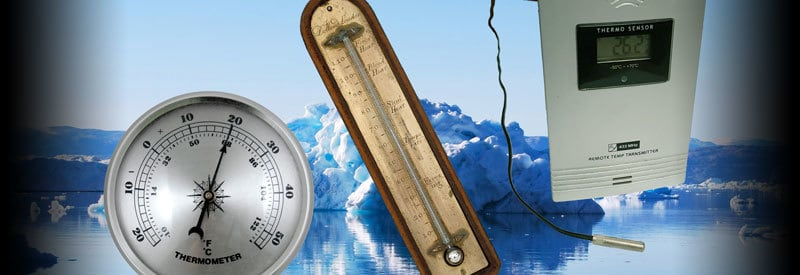 How Do Weather Stations Measure Temperature heading
