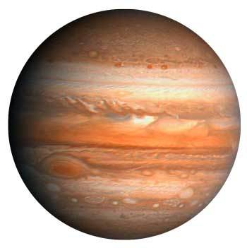 Weather On Jupiter