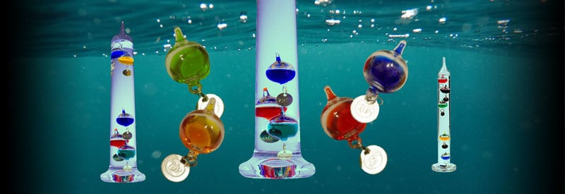 What Is A Galileo Thermometer heading