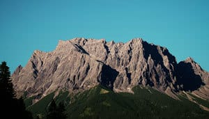 Zugspitze Mountain Chemical Weathering