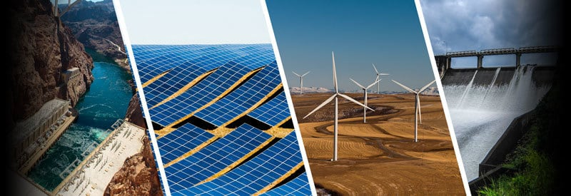Renewable Energy From The Weather Replace Fossil Fuels