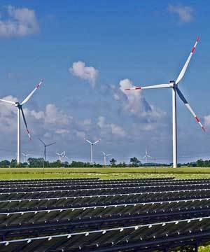 Renewable Energy Vulnerable Infrastructure