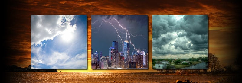 What Causes Weather To Change Change So Quickly And Can It Be Predicted.
