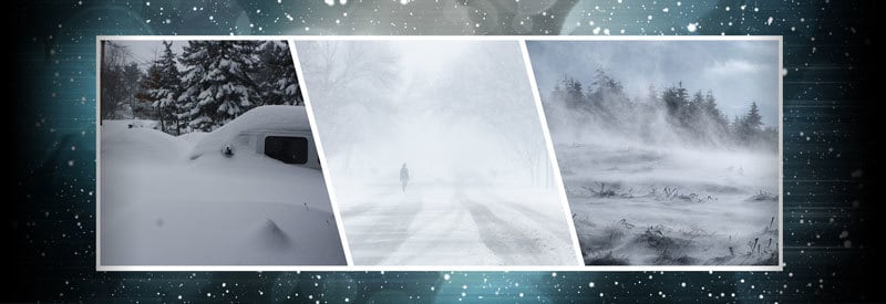 What Is A Blizzard - And-Which Other Natural Disasters Are Caused By Weather Events