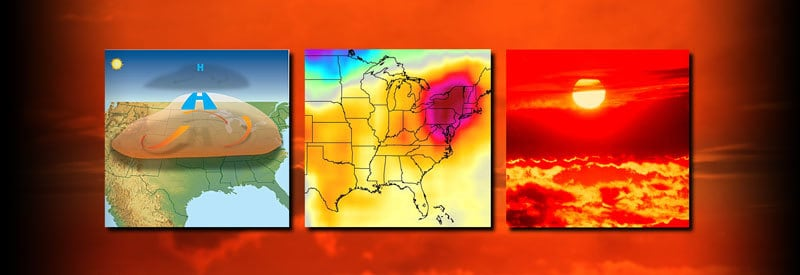 What Is A Heat Wave And What Causes A Heat Wave