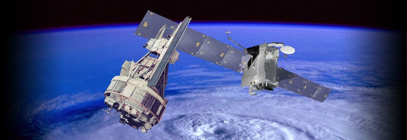 How Do Weather Satellites Work And How Do Satellites Stay in Orbit