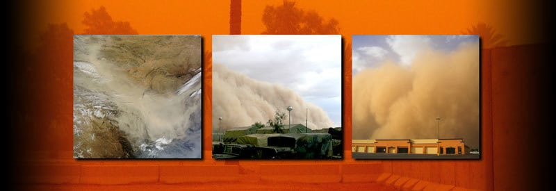 What Is A Dust Storm