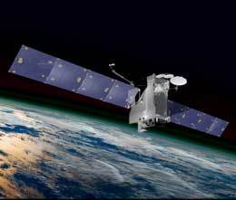 What Is A Weather Satellite