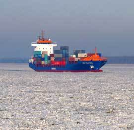 New Shipping Lanes