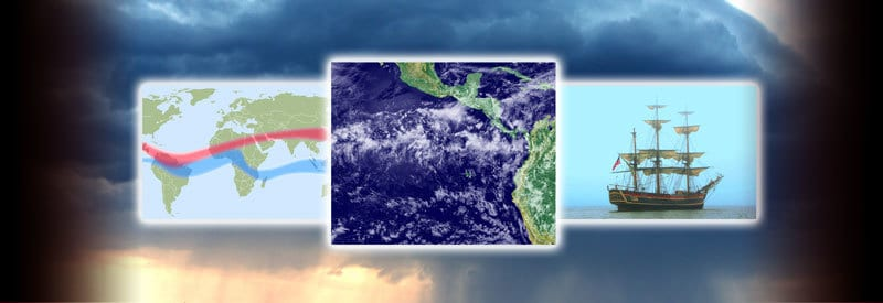 What Are The Doldrums-The Intertropical Convergence Zone Explained