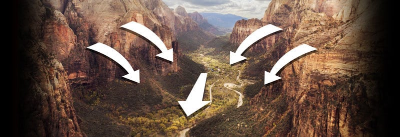 Canyon Wind - What It Is And How It Forms