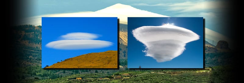 Cap Cloud - What It Is And How It Differs From Lenticular Clouds
