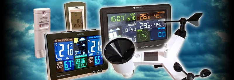 Accurate - Forecasting Benefits Of Owning A Home Weather Station
