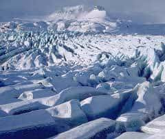 What Is A Continental Glacier