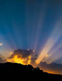 What Are Crepuscular Rays