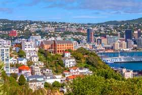 Wellington - New-Zealand