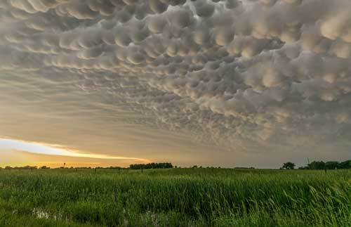 What Are Mammatus Clouds