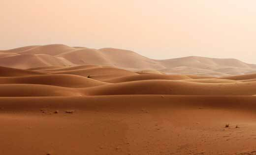 What Is A Desert Climate