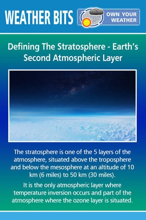Defining The Stratosphere